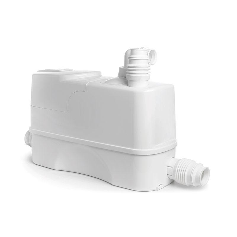 Entwässerung Von Waschbecken Und Wc: Kleinhebeanlagen Von COMFORT BY SANIBEL